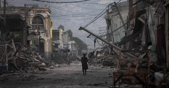 Haiti better off 5 years after quake, though still troubled