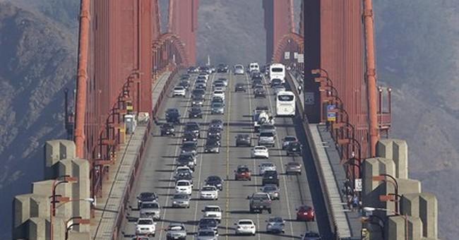 Golden Gate Bridge reopens after safety barrier installed
