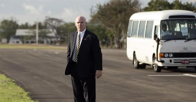 Secret Service officer put on leave after arrest