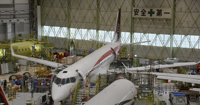 Japan's Mitsubishi sets sights on niche in aircraft sector