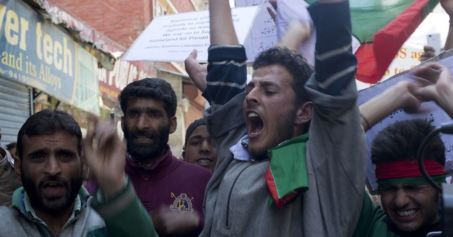 Kashmir on strike to protest India plan for Hindu townships