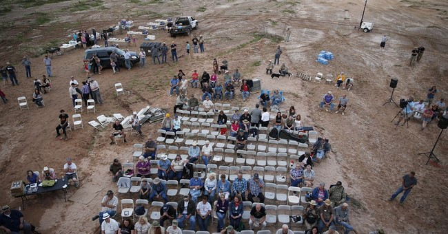 Bundy hosting 'liberty' camp-in to mark Nevada standoff date