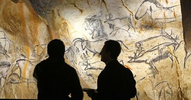 France recreates prehistoric paintings from disputed cave
