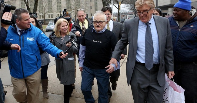 Mentally disabled man convicted of murder freed after ruling