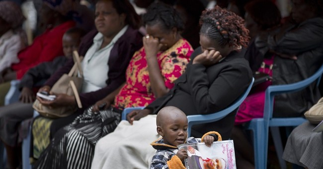 Grief counselors on hand to help families after Kenya attack