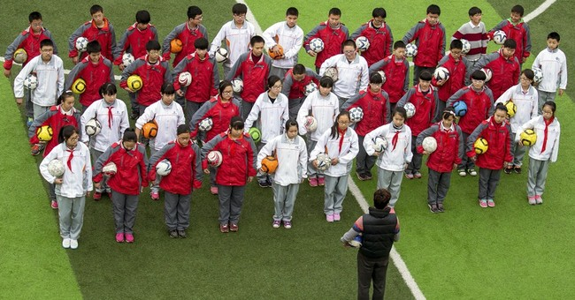 Brazilians chase the Chinese soccer dollar