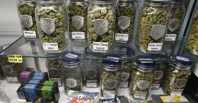 Colorado moving to allow pot use by people on probation
