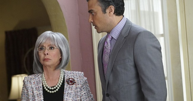 Rita Moreno relishes playing the diva on 'Jane the Virgin'
