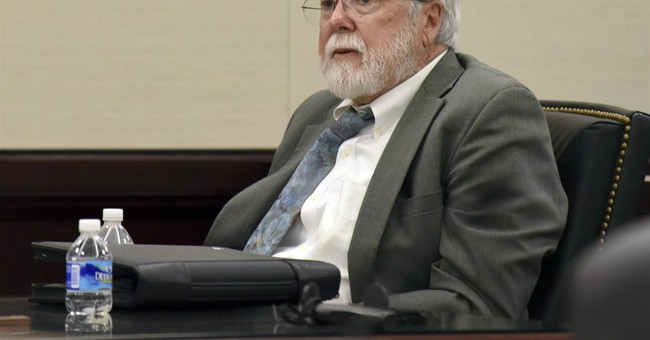 Va. man convicted in wife's death found dead in courthouse