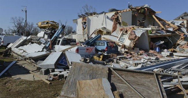 Latest on tornadoes: Twister may have had winds of 200 mph