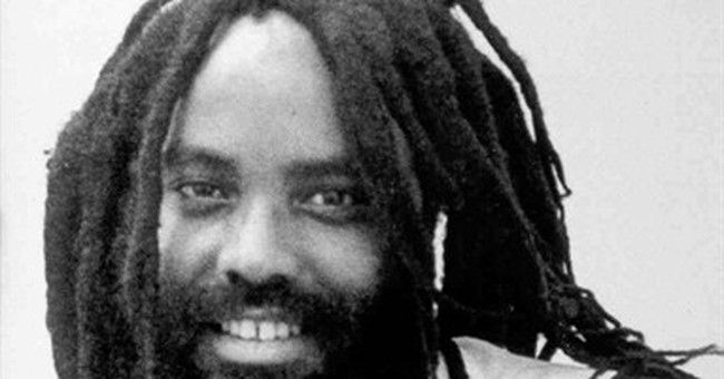 Teacher suspended after class write notes to Mumia Abu-Jamal