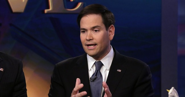 Scramble expected to replace Rubio if he runs for president