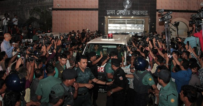Bangladesh on alert after execution, applauded by many