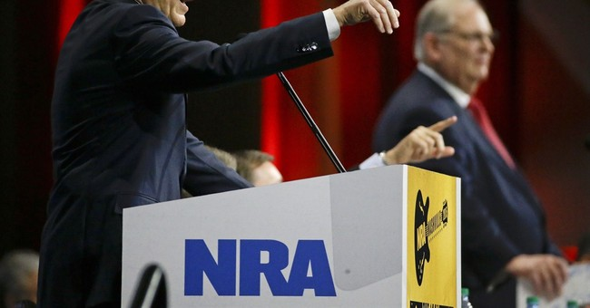 NRA leaders warn members of looming gun-control efforts