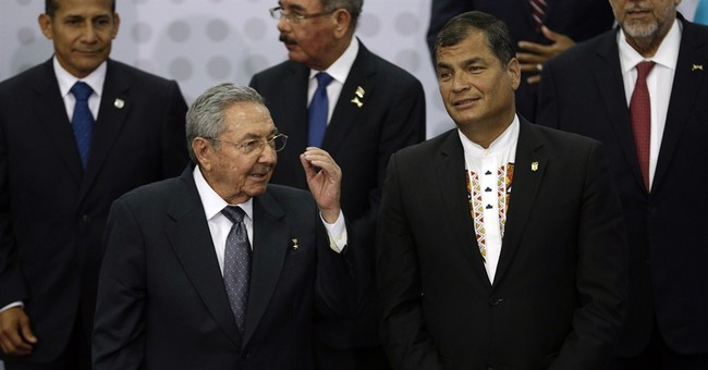 Americas Summit wraps up with other issues in US-Cuba shadow