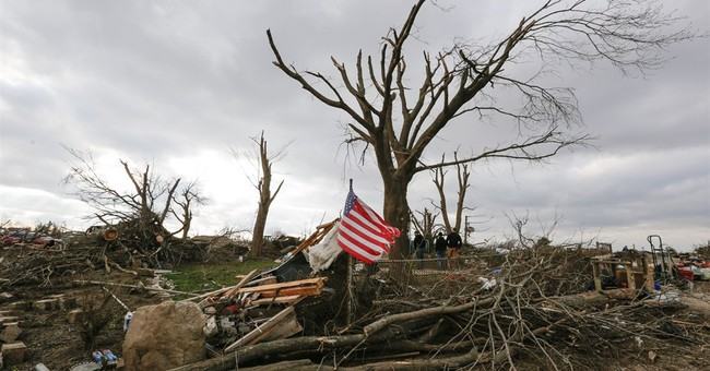 Residents allowed to return to tornado-hit Illinois town