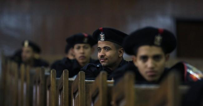 Egypt court sentences US-Egyptian citizen to life in prison