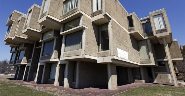 Modernist gem or eyesore? NY building again stirs debate