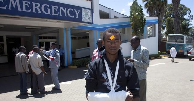 Kenyan official: 1 student killed, 141 hurt after explosion
