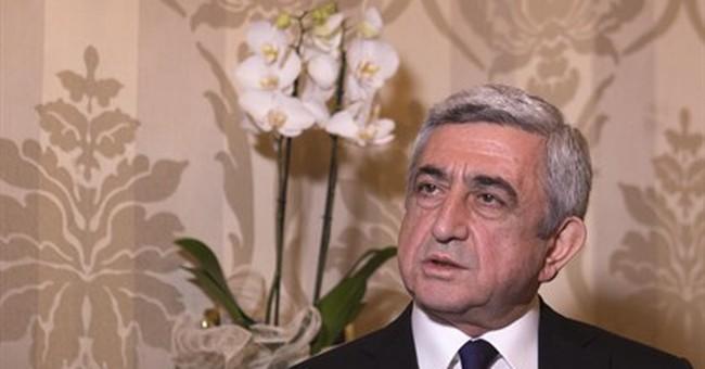 Turkey recalls ambassador over pope's Armenia genocide words