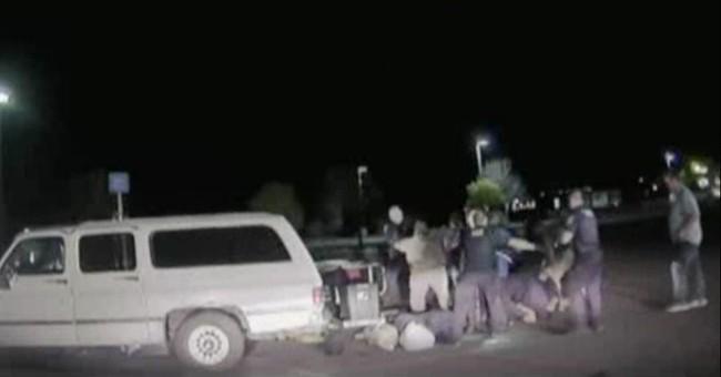 Video of Arizona Wal-Mart melee released