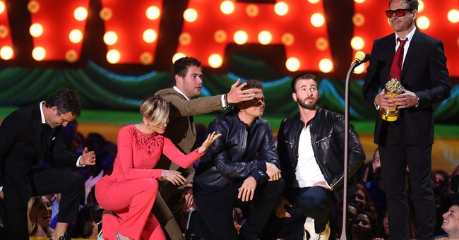 Winners at the 24th annual MTV Movie Awards