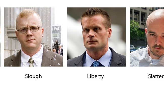Reckoning point: Ex-US guards face sentencing in Iraq case