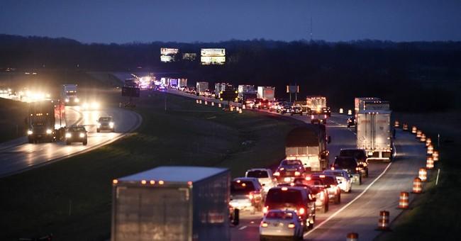 19 passengers hurt in Megabus double-decker crash in Indiana
