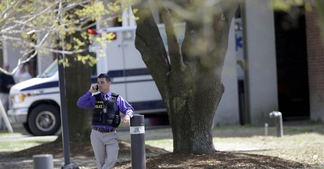 Police: College shooting possible hate crime; victim was gay