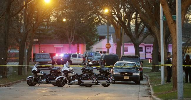 Milwaukee motorist, teen shot, killed after van hits child