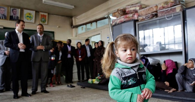 UN official: All must respect civilians in Syria's Yarmouk