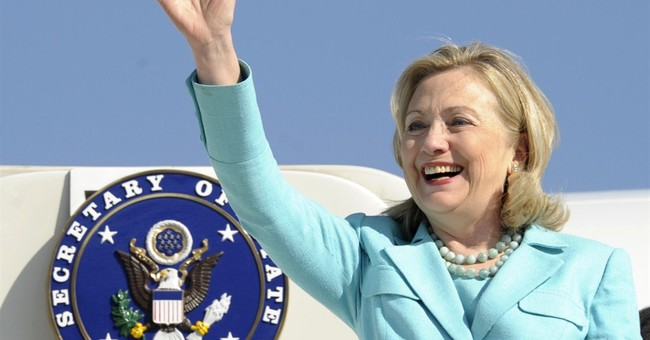 Hillary Clinton's long road back into presidential politics