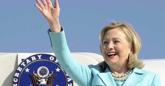 Clinton already uniting prospective GOP presidential field