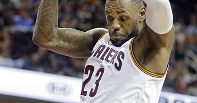 LeBron again has NBA's No. 1 selling jersey