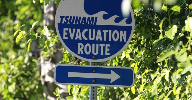 Study: More people could survive tsunami if they walk faster