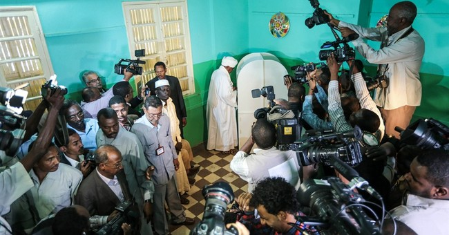 Low turnout in Sudan vote set to extend al-Bashir's rule