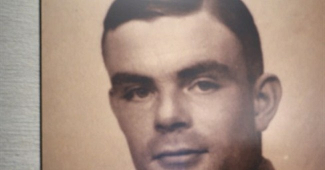 'Imitation Game' code breaker Turing's notes net $1 million