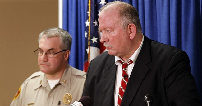 Oklahoma deputy charged in suspect's shooting death