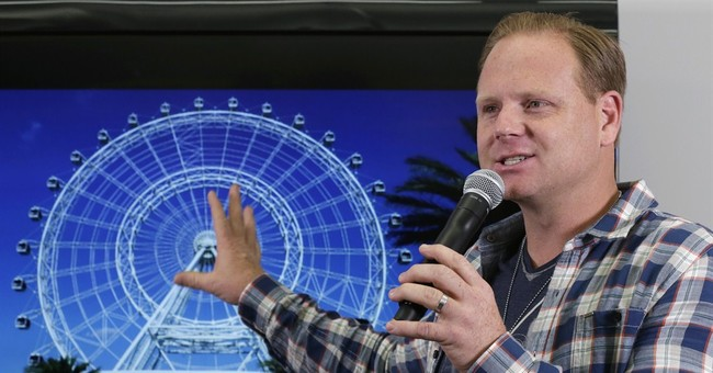 Wallenda plans to walk on 400-foot Orlando observation wheel