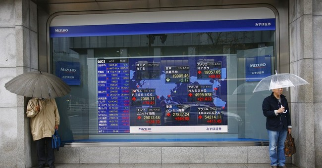 Stocks mostly rise as weak China data boosts stimulus hopes