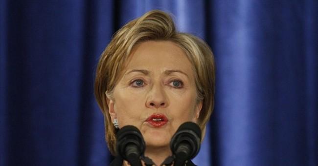 Hillary Clinton's long road back into presidential politics