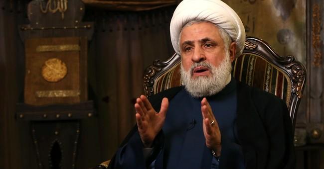 AP Interview: Hezbollah leader blasts Saudi strikes in Yemen