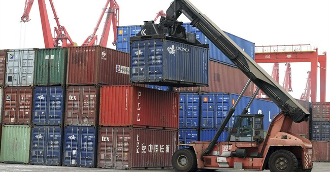 China's trade shrinks in sign of economic weakness