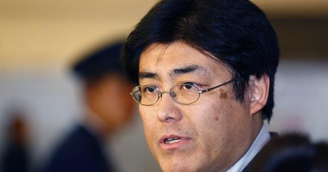 SKorea lets journalist in defamation case return to Japan