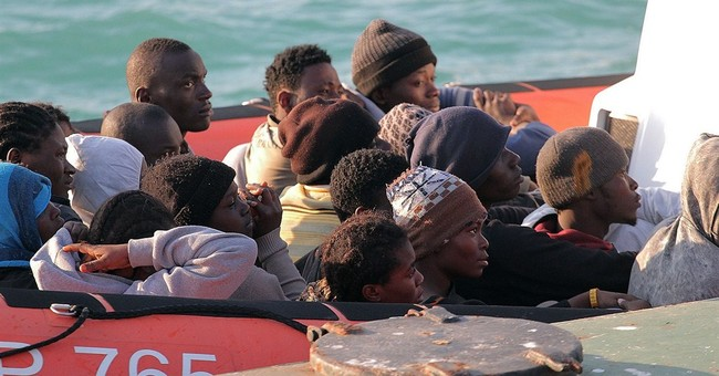 Survivors tell aid group some 400 migrants drowned off Libya