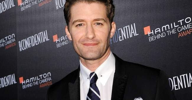 'Glee' star Matthew Morrison finds himself back on Broadway