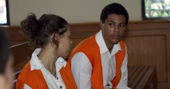 Lawyers seek lenience for US couple in Bali murder trials