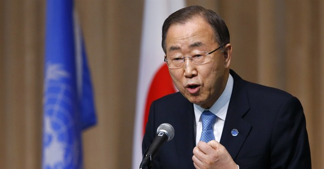 UN report: 2014 saw extremists use of rape, sexual slavery