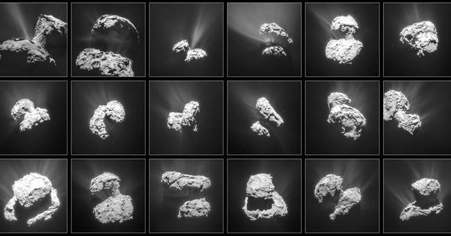 Comet lander's measurements weaken space magnetism theory