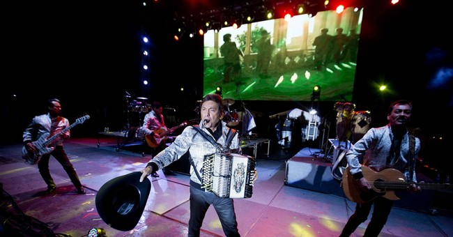 Tigres del Norte support LGBT community with historic song